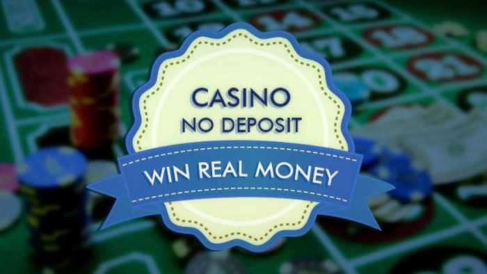 No deposit casino: find out and try all the benefits of playing in 2020
