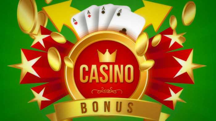 Free casinos bonus – the main form of promotion for online casinos users